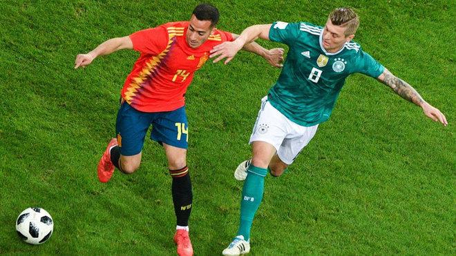 Germany 1-1 Spain: Spain, Germany draw in top-notch ...