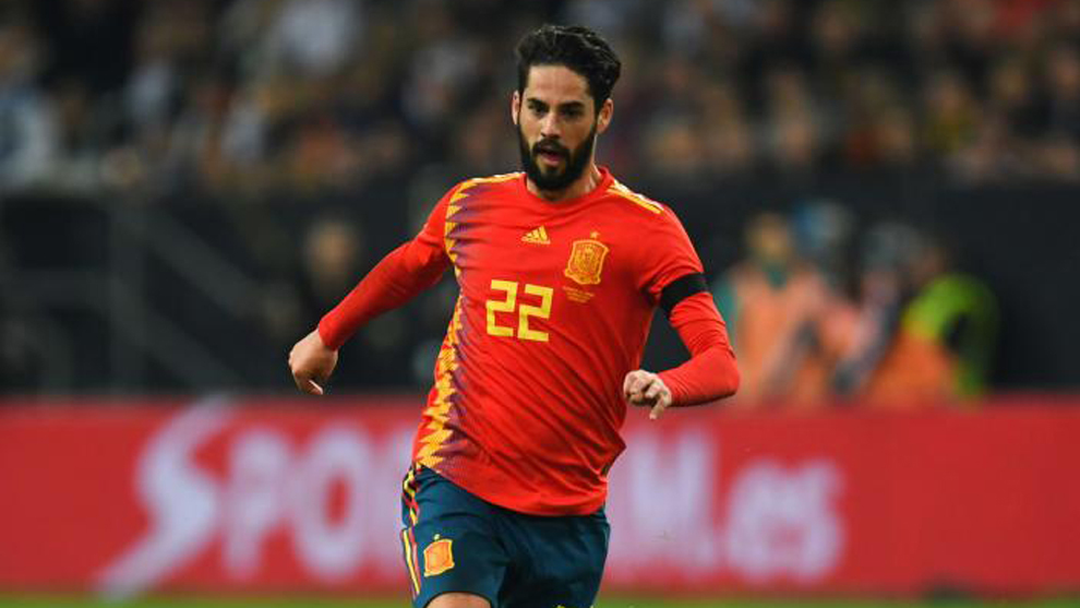 Friendly - Spain Vs Argentina: Isco Remains A Leader With Spain