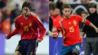 Ramos, en su debut y contra Alemania