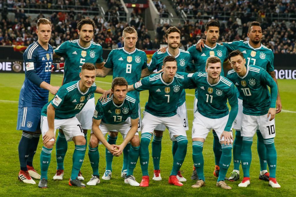 Alemania, sin Neuer