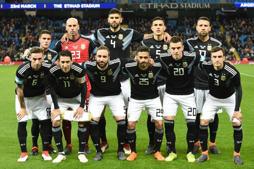 Argentina, sin Messi