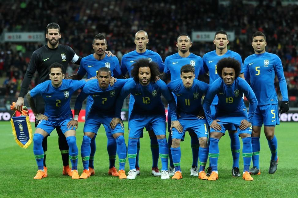 Brasil, sin Neymar