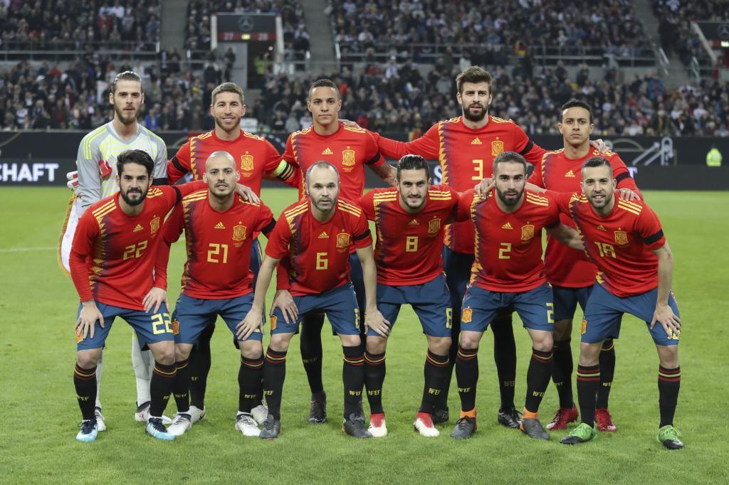 España, sin Busquets