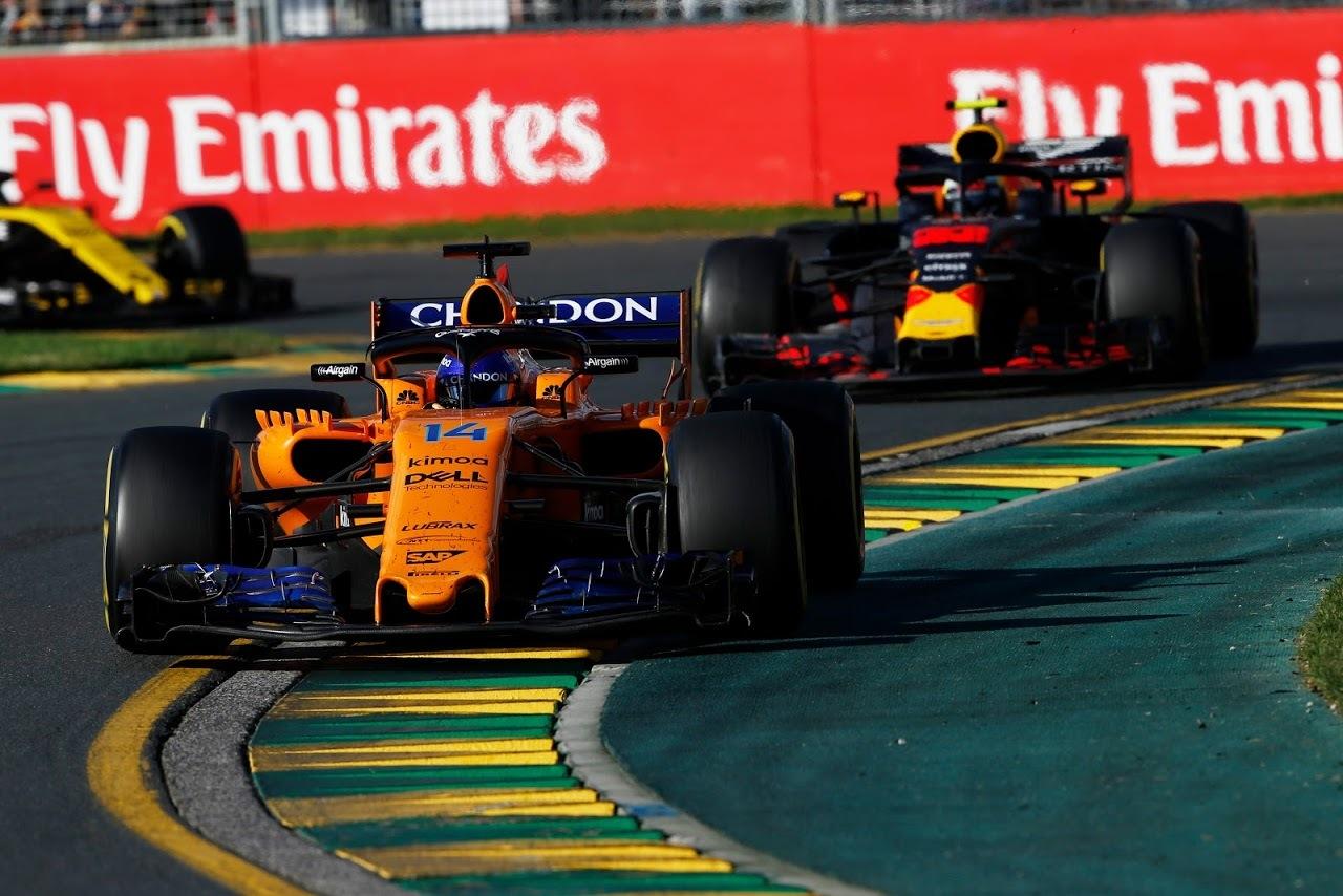 GP Australia F1 2018: Fernando Alonso: \