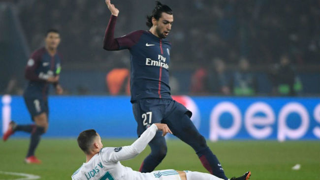 Pastore: I don't think Neymar will leave, it's more a media game than reality