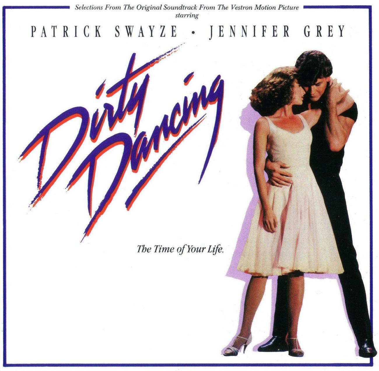Resultado de imagen para dirty dancing poster
