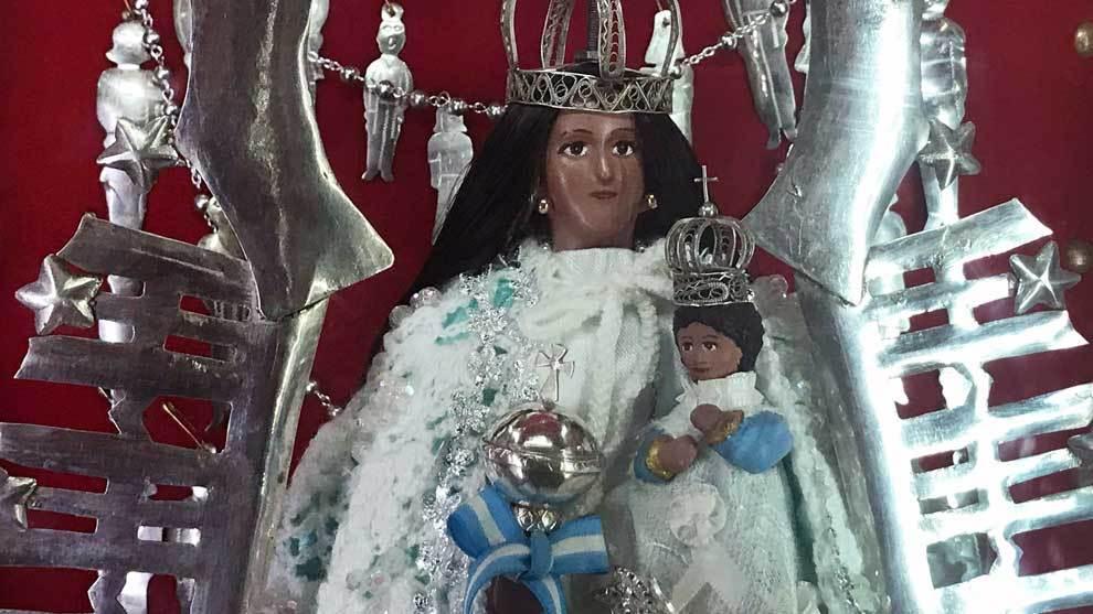 Virgen de Copacabana del Abra de Punta Corral, Nuesta Senora del...