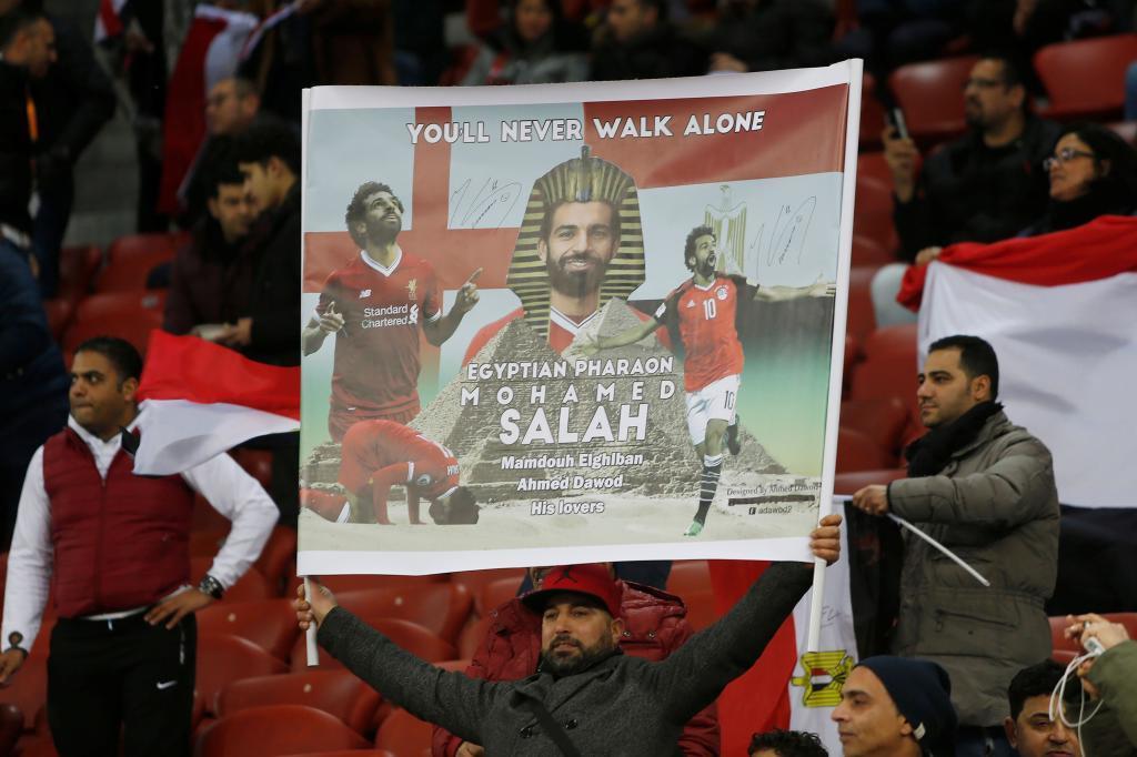 Salah, el segundo más votado en las elecciones para presidente de Egipto