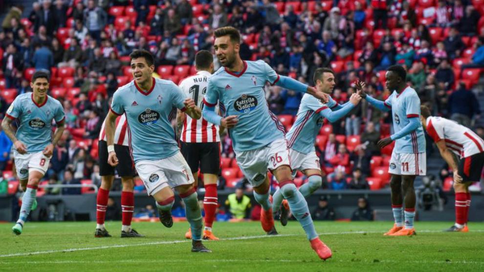 Prediksi Skor Bola Celta Vigo vs Ath Bilbao 8 Januari 2019