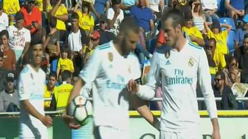 Benzema & Bale