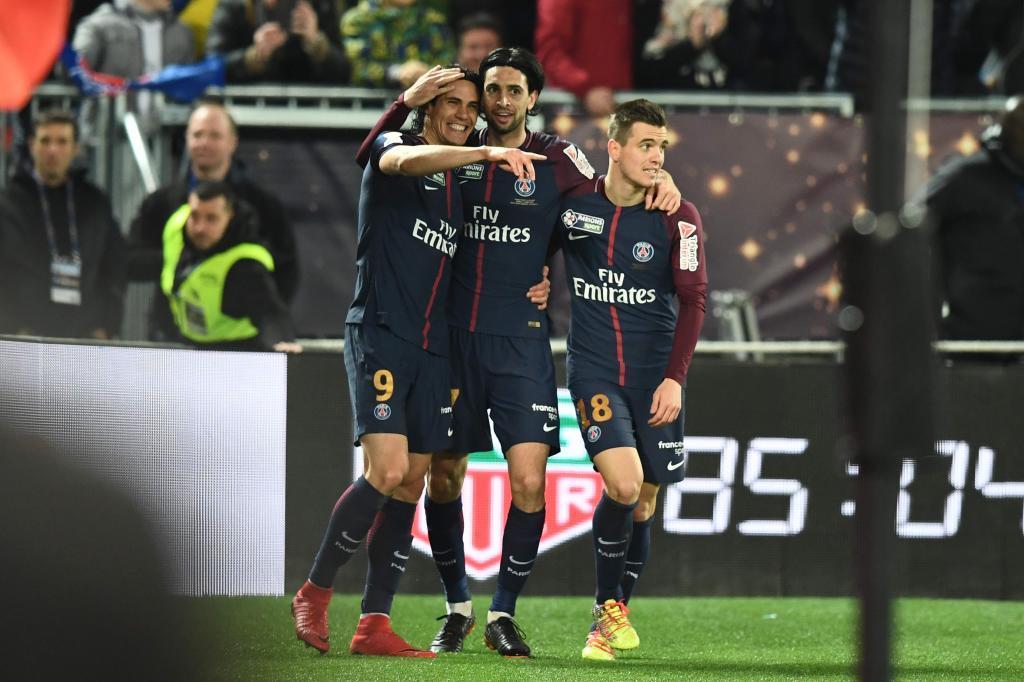 Liga Francesa: PSG vs Mónaco, en directo la final de la ...