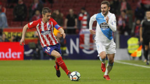 Gabi: Next Sunday's Madrid derby will be key in sealing second place