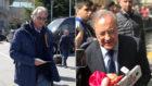 Bertín Osborne, en el aeropuerto; Florentino, en el hotel firmando...