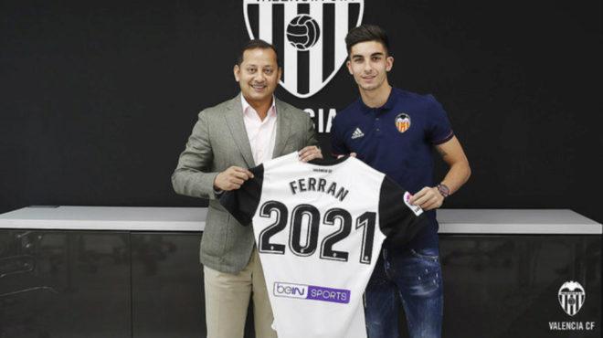 ¿Cuánto mide Ferran Torres? - Altura 15227561089092