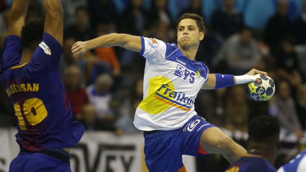 Álex Márquez lanza ante el Barcelona