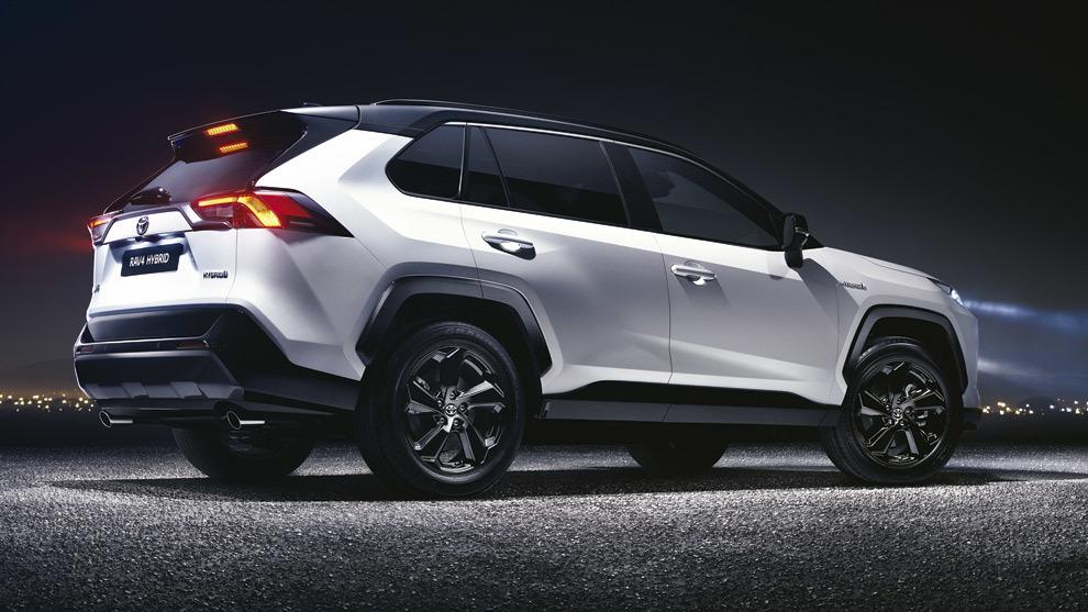 Toyota RAV4 2019, con nueva plataforma y motores híbridos ...