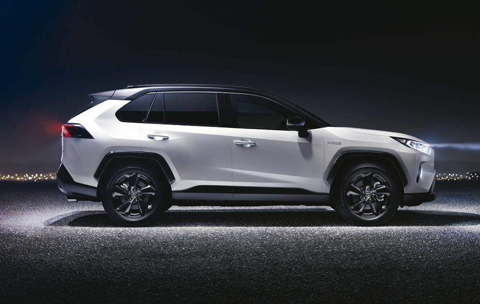 2019 Toyota Rav4 Pictures >> Toyota RAV4 2019, así es la quinta generación - Foto 2 de 8   MARCA.com