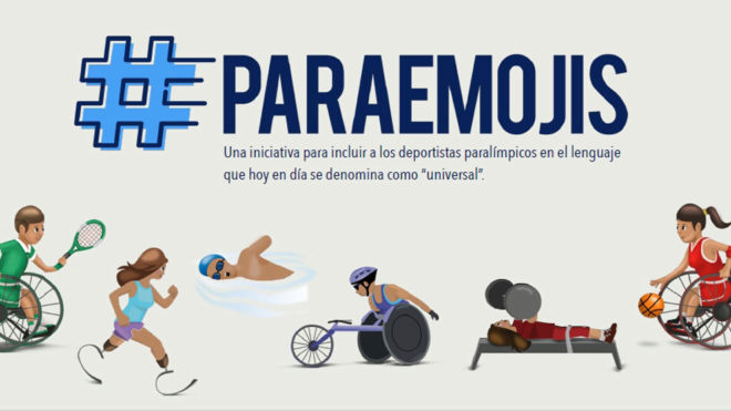 La campaña de Liberty Seguros a favor de los emojis paralçímpicos