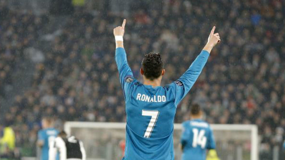 Juventus Vs Real Madrid Cristiano Ronaldo Keeps Up Run Of Scoring