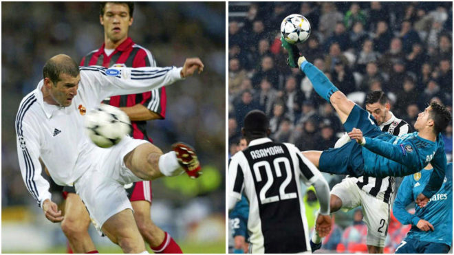Champions League Juventus 0 3 Real Madrid Zidane Cristiano