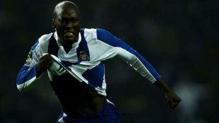 Danilo, jugador del Oporto