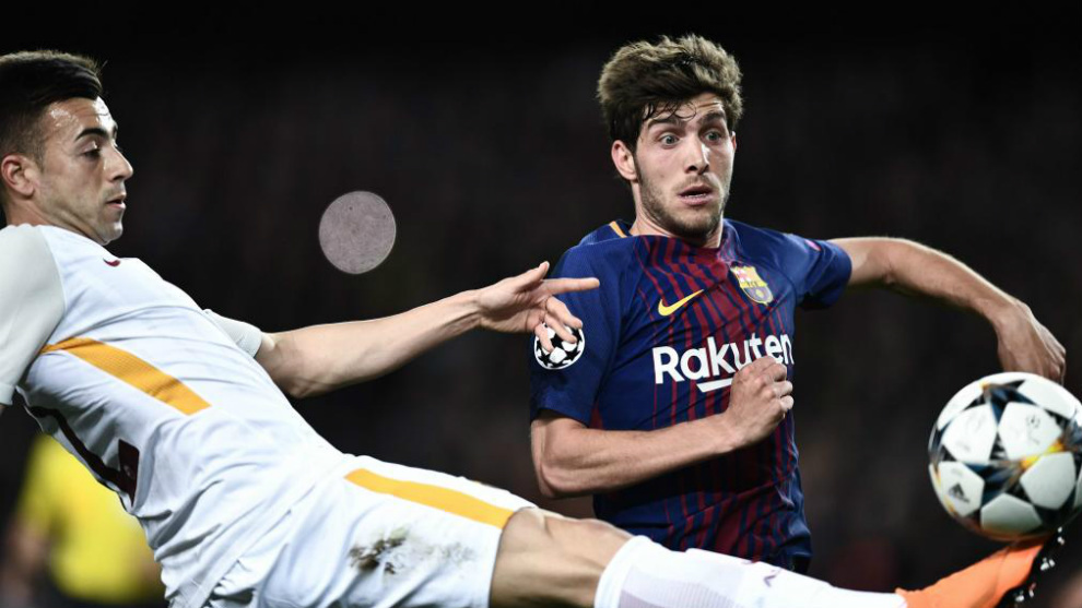 Sergi Roberto: A lack of freshness? The players are not machines