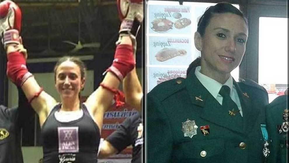 La guardia civil Yohanna La Leona Alonso repite en Tailandia su...