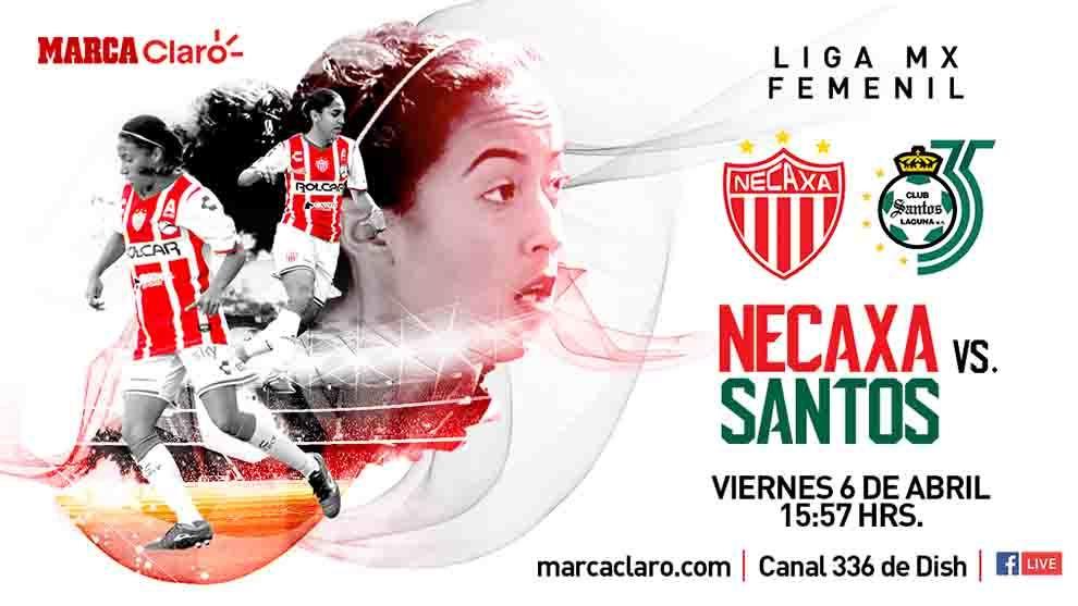 Fútbol Femenil  Necaxa y Santos abren la última jornada de la Liga ... 991008d1104