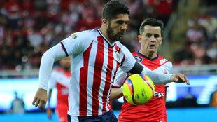 Pereira espera una apelación a favor de Chivas