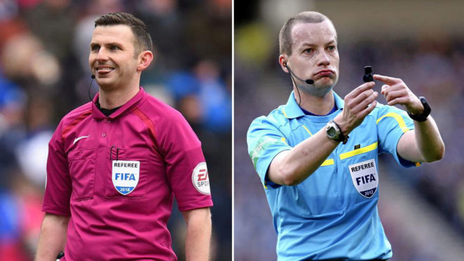 Champions League: British pair to referee Real Madrid vs ...