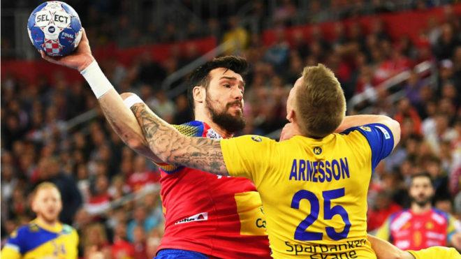 Gegedón Guardiola, durante la final del pasado Europeo ganado por...