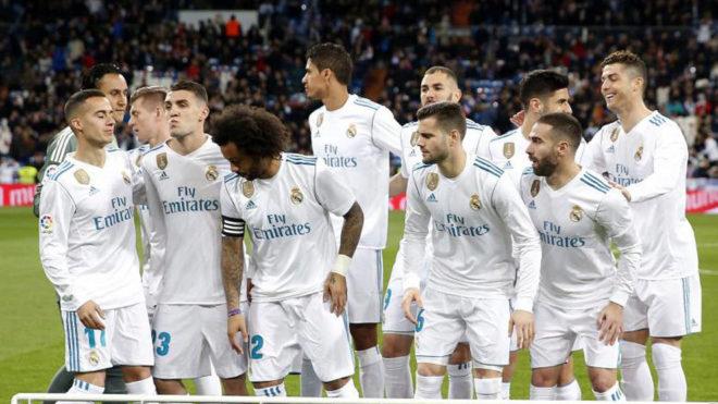 47ba2bc92040a Real Madrid  Zidane y su alineación de 16 jugadores