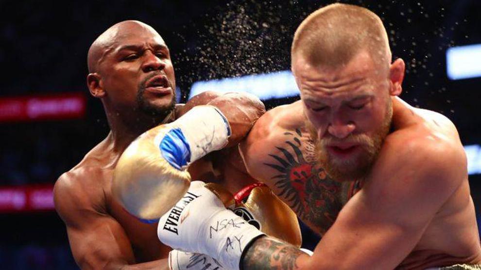 cuando es la pelea mcgregor vs mayweather