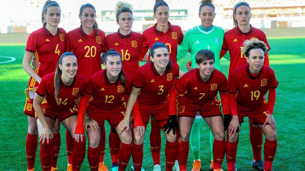 d162114917dbd Fútbol Femenino  Austria vs España