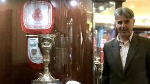 El delantero uruguayo habló en exclusiva para Marca Claro