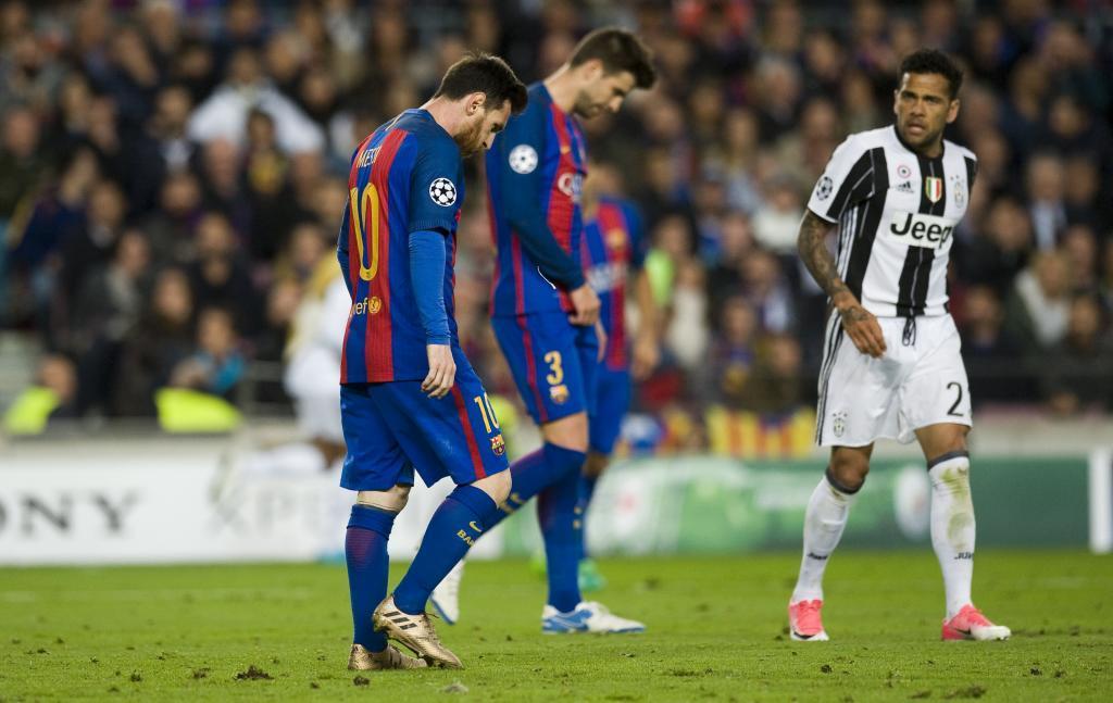 Messi discutió con el técnico de Barcelona