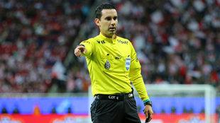 Arturo Ramos será responsable del árbitraje en el Victoria.