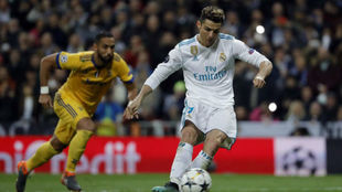 Cristiano marca el penalti decisivo.