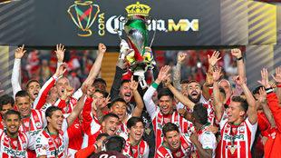 Necaxa, nuevo monarca de la Copa MX.