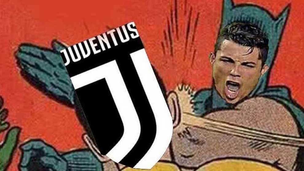 Los memes publicados en Italia haciendo sangre contra la Juventus tras...
