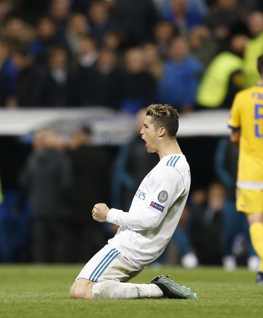 The matchwinner on his knees at full-time