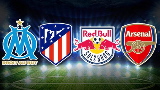 Sorteo de Europa League: Equipos que entran en el bombo de...