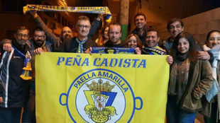 Peña Cadista Paella Amarilla