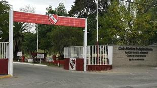 Instalaciones del Independiente.
