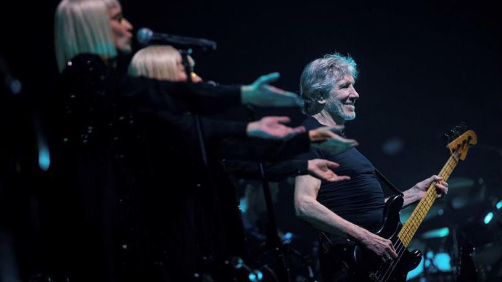 Roger Waters inicia su gira europea que recuerda el pasado glorioso de...