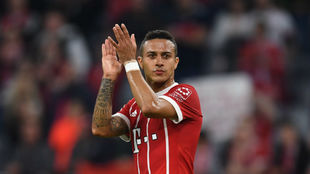 LIVE: Manchester clubs fight over Thiago