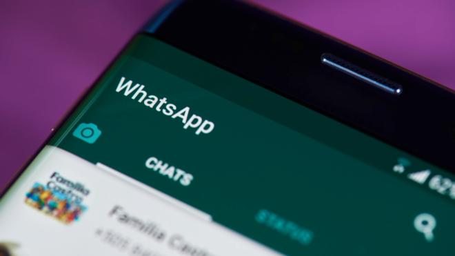 La herramienta WhatsApp