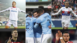 Los futbolistas españoles han vuelto a 'mojar' en todas las...