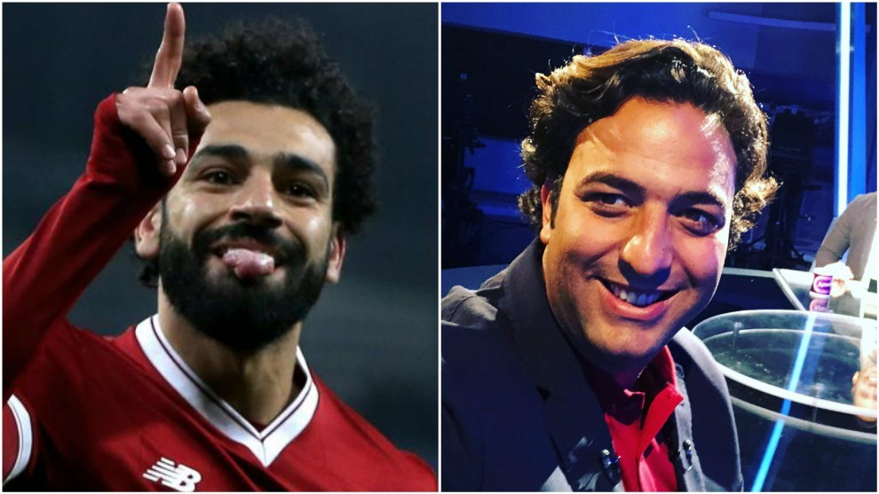 Salah y Mido, ídolos en Egipto.