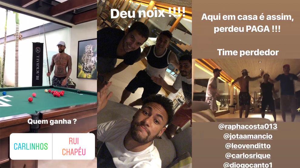 Neymar dice que regresará a las canchas mejor que nunca